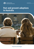 Image of cover for Past and Present Adoptions in Australia